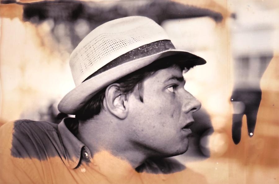 Sylvain Gerard, Marseille 1995