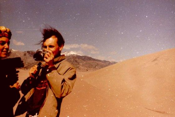 Kim & Dai, Death Valley, C alifornia